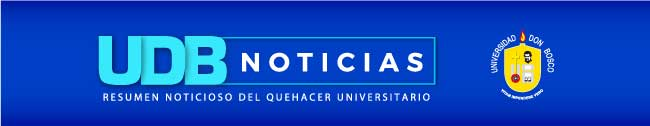 Boletín UDB Noticias