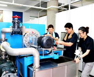 Central hidroeléctrica donada por Japón fortalecerá competencias de estudiantes UDB