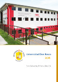 Publicación Universidad Don Bosco 2016
