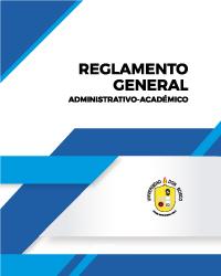 Reglamento General Administrativo Académico