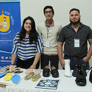 UDB participa en el primer congreso internacional de rehabilitación integral del pie diabético