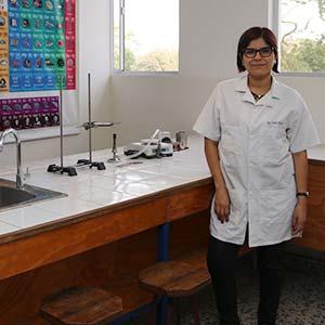 Nadia Alfaro: el primer reto de una mujer investigadora es atreverse