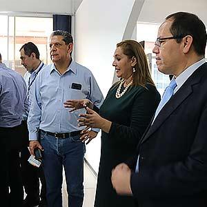 Dirección de Emprendimiento e Innovación de la UDB tiene nuevo espacio para una mejor atención