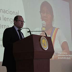 Universidad Don Bosco conmemora Día Internacional de la Lengua Materna