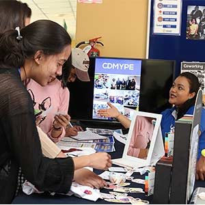 UDB realizó quinta feria de servicios estudiantiles UDBplus