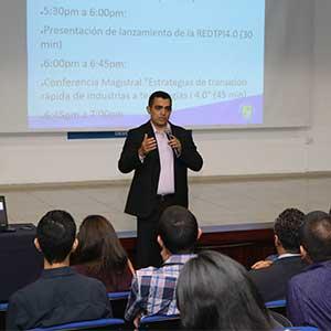 Universidad Don Bosco lanza REDTPI 4.0 para la transición rápida de la PYME a la industria 4.0