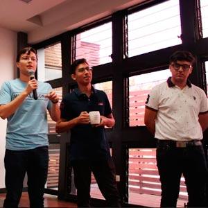 Alumnos UDB crean proyecto innovador para el sistema de salud y apoyo médico del país