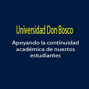 UDB: medidas de apoyo para la continuidad educativa