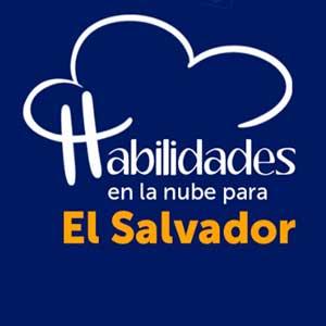 """Lanzan iniciativa """"Habilidades en la nube para El Salvador"""" que beneficiará a estudiantes y docentes universitarios"""