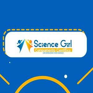 Science Girl Camp de la UDB clausura octava edición en modalidad virtual