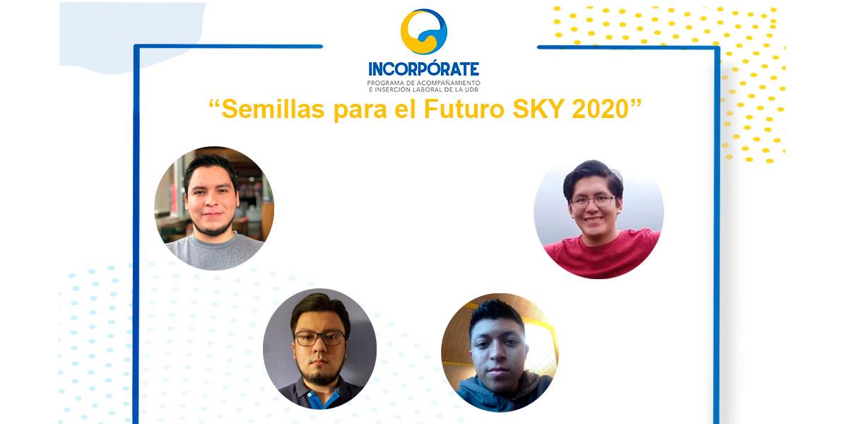 """Estudiantes UDB son seleccionados por HUAWEI para participar en su programa """"Semillas para el futuro SKY 2020"""""""