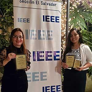 La Rama Estudiantil IEEE de la UDB sobresalió en el año 2020