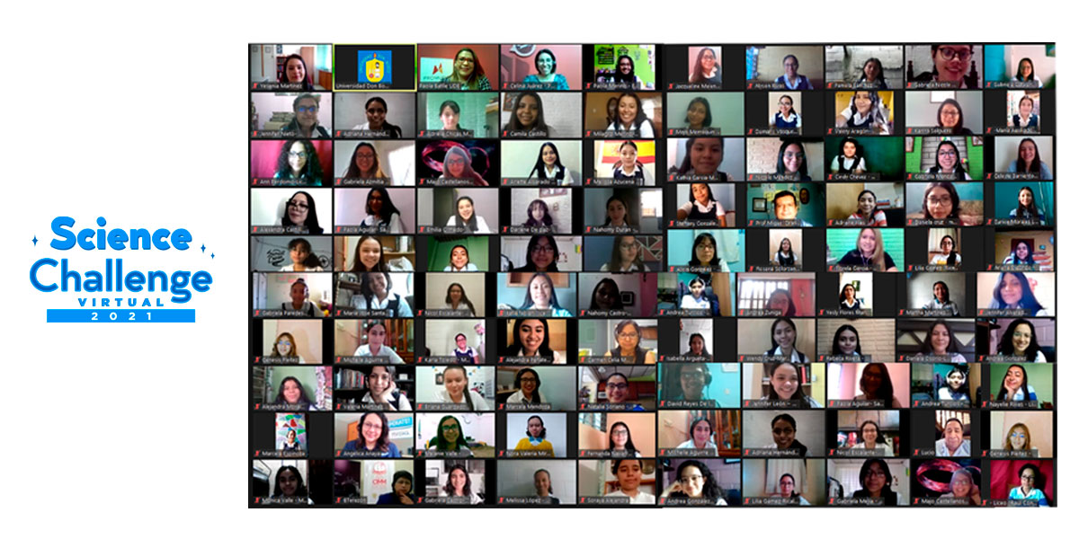 UDB conmemora Día Internacional de la Mujer y la Niña en la Ciencia con el Science Challenge