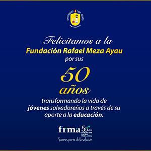 Cincuenta años transformando la vida de jóvenes a través de la educación