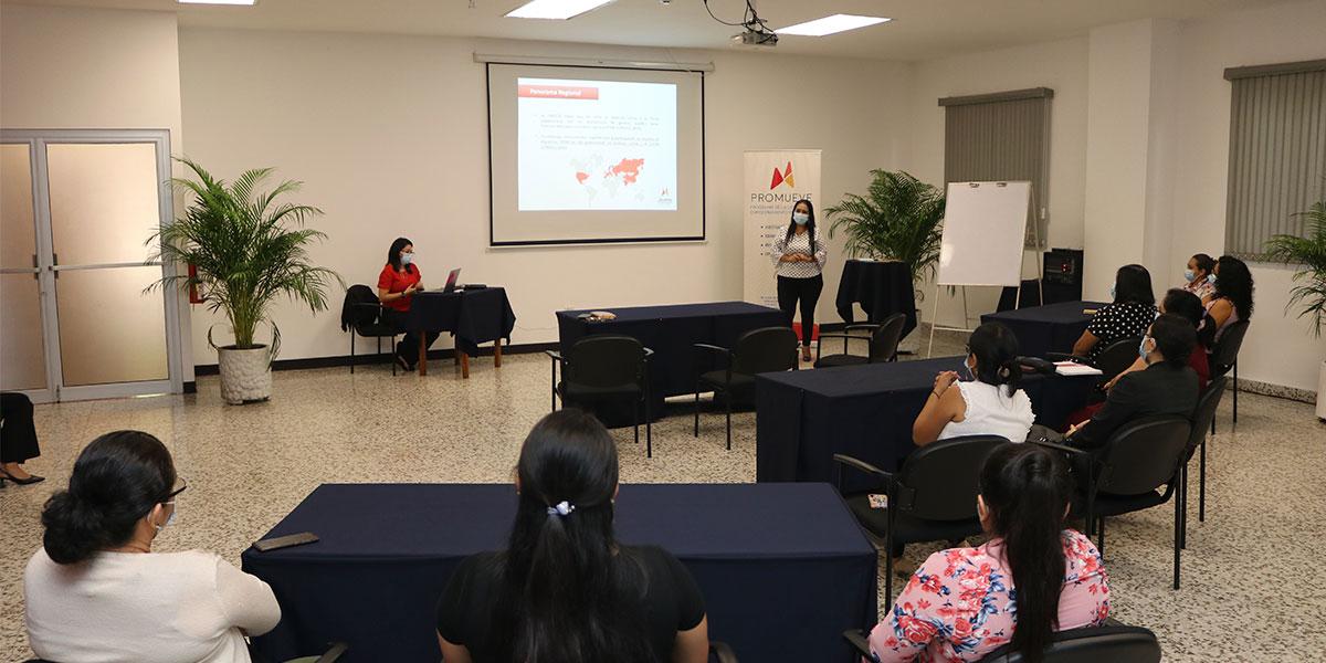 Promueve UDB realiza café networking de mujeres ingenieras