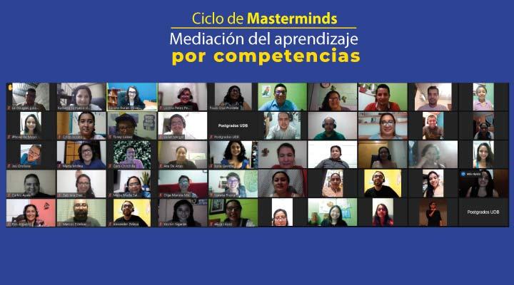 Graduados de la maestría en currículum imparten seminario especializado para educadores de distintos niveles educativos del país