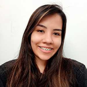 Mónica Pleitez alumna de Ingeniería Aeronáutica participó en la Academia de Innovación para Mujeres de las Américas 2021