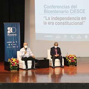 El Consorcio de Instituciones de Educación Superior para el Crecimiento Económico inaugura mes del bicentenario de independencia patria