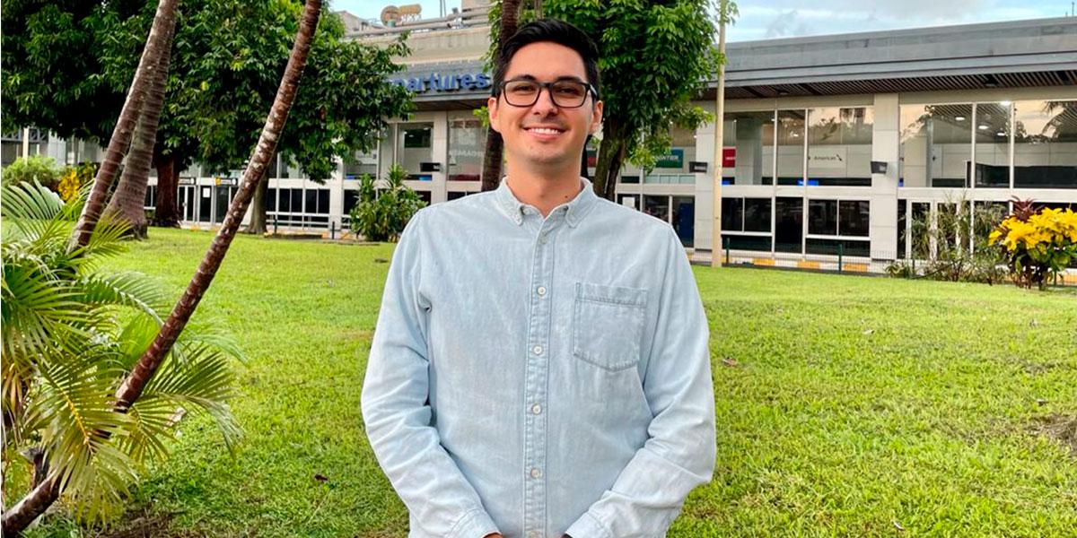 Josué Rivera: Un ingeniero mecatrónico que trasciende fronteras